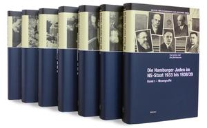 Jörg Berkemann / Ina Lorenz. Die Hamburger Juden im NS-Staat 1933 bis 1938/39. Wallstein, 2016.