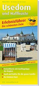 Usedom und Haffküste 1:120 000