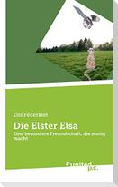 Die Elster Elsa