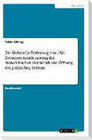 Die Sächsische Verfassung von 1831 - Zwischen Konstituierung der monarchischen Herrschaft und Öffnung des politischen Systems