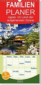 Japan. Im Land der aufgehenden Sonne (Wandkalender 2022 , 21 cm x 45 cm, hoch)