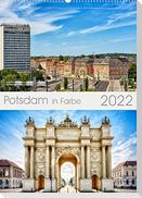 Potsdam in Farbe (Wandkalender 2022 DIN A2 hoch)