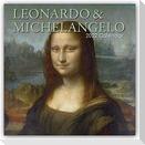 Leonardo da Vinci & Michelangelo 2022 - 16-Monatskalender