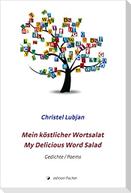 Mein köstlicher Wortsalat / My Delicious Salad