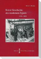 Kurze Geschichte des modernen Zypern