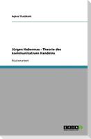 Jürgen Habermas - Theorie des kommunikativen Handelns