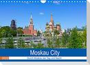 Moskau City (Wandkalender 2022 DIN A4 quer)