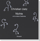 Nichte und andere Gedichte. CD