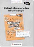 Buch+: Highway to Hamburg - Lehrermaterial mit Kopiervorlagen
