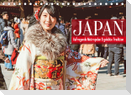 Japan: Tradition und Moderne (Tischkalender 2022 DIN A5 quer)