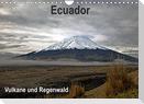 Ecuador - Regenwald und Vulkane (Wandkalender 2022 DIN A4 quer)