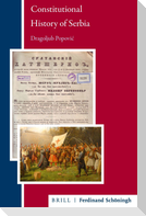 Constitutional History of Serbia
