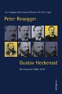 Peter Rosegger - Gustav Heckenast