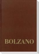 Bernard Bolzano Gesamtausgabe / Reihe III: Briefwechsel. Band 1,2: Briefe an die Familie 1837-1840