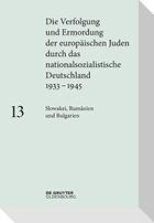 Die Verfolgung und Ermordung der europäischen Juden durch das nationalsozialistische Deutschland 1933-1945
