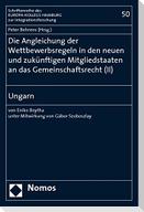 Die Angleichung der Wettbewerbsregeln in den neueun und zukünftigen Mitgliedstaaten an das Gemeinschaftsrecht 02. Ungarn