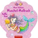 Nella Nixe - Mein liebstes Muschel-Malbuch