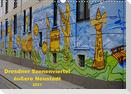 Dresdner Szenenviertel äußere Neustadt (Wandkalender 2021 DIN A3 quer)