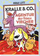 Kralle & Co. - Agentur der fiesen Viecher