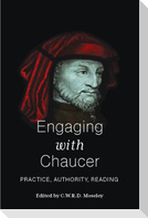 Engaging with Chaucer