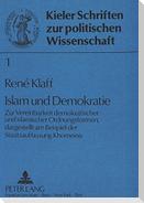 Islam und Demokratie