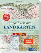 Rätselbuch der Landkarten