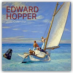Edward Hopper 2022 - Original Flame Tree Publishing-Kalender. Browntrout Verlags GmbH, 2021.