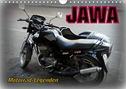 Motorrad-Legenden: JAWA (Wandkalender 2021 DIN A4 quer)