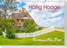 Hallig Hooge - Romantik Pur (Tischkalender 2021 DIN A5 quer)