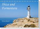 Ibiza und Formentera (Tischkalender 2022 DIN A5 quer)