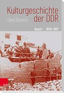 Kulturgeschichte der DDR. 3 Bände