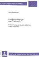 Lion Feuchtwanger und Frankreich
