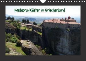 Schneller, Helmut. Meteora-Klöster in Griechenlan