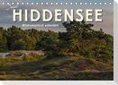 Insel Hiddensee - Wildromantisch unberührt (Tischkalender 2022 DIN A5 quer)