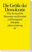 Die Größe der Demokratie