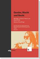 Gender, Macht und Recht