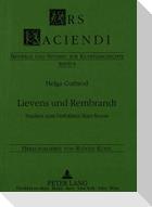 Lievens und Rembrandt