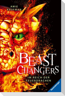 Beast Changers, Band 2: Im Reich der Feuerdrachen