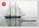 Traditionsschiffe auf der Ostsee (Wandkalender 2022 DIN A3 quer)