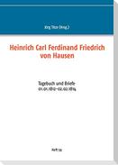 Heinrich Carl Ferdinand Friedrich von Hausen