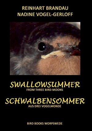 Brandau, Reinhart. Schwalbensommer. Books on Deman