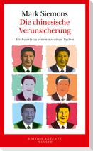 Die chinesische Verunsicherung