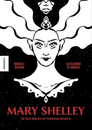 Di Virgilio, Alessandro. Mary Shelley - Die Comic-