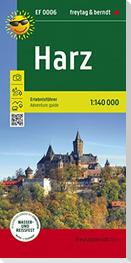 Harz, Erlebnisführer 1:140.000