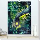 Die stillen Momente im Ohlsdorfer Friedhof (Premium, hochwertiger DIN A2 Wandkalender 2022, Kunstdruck in Hochglanz)