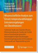 Wissenschaftliche Analyse zum Einsatz temperaturabhängiger Emissionsregelungen von Dieselmotoren