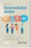 Kommunikation denken