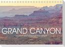 Grand Canyon - Perspektiven einer außergewöhnlichen Schlucht (Tischkalender 2022 DIN A5 quer)
