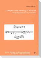 ... a deeper understanding of all music