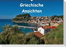 Griechische Ansichten (Wandkalender immerwährend DIN A2 quer)